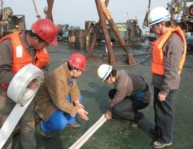 船上插板监理验收
